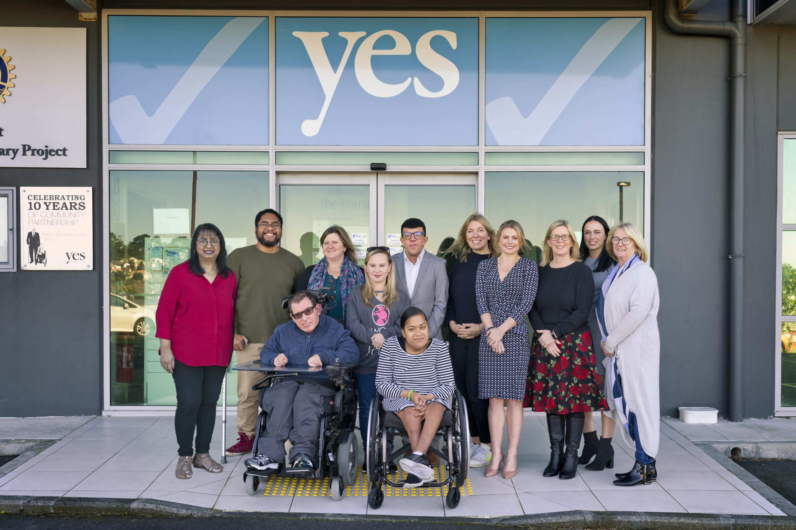Yes Team - print - 42